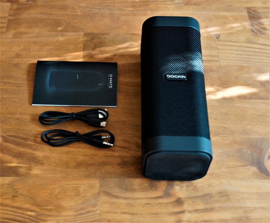 Dockin D Mate 360° Bluetooth Lautsprecher im 4 Wochen Test + Vergleich mit Bose Soundlink Revolve 1