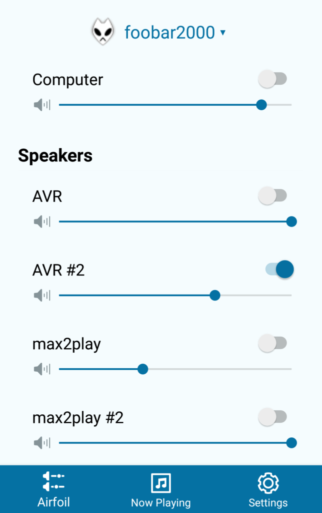 Airfoil - Musik Streaming per Airplay und Bluetooth mit Multiroomfunktion 2