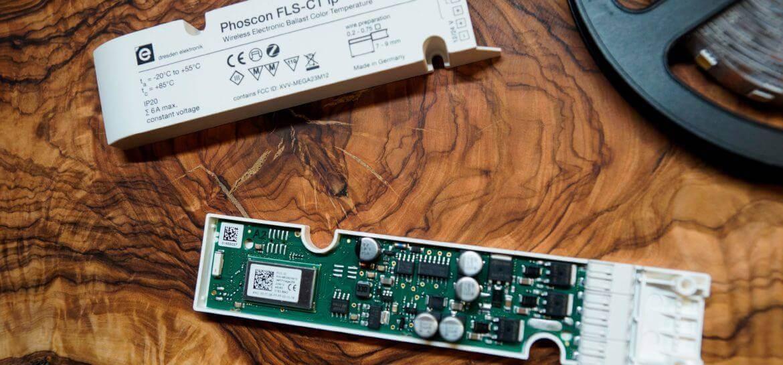 Normale LED Streifen mit Philips Hue und Co. steuern - dank ZigBee Controller Phoscon FLS-CT von Dresden Elektronik