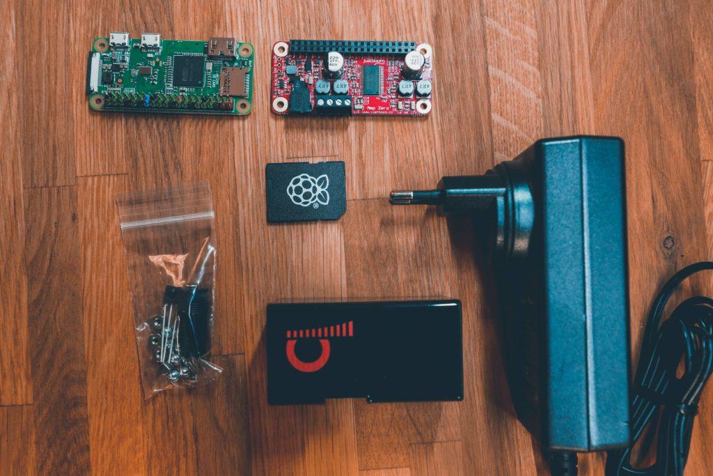 Raspberry Pi Just Boom AMP Kit