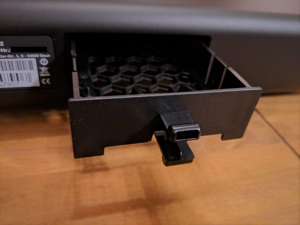 """Sonata 1 von Technisat - """"Bild und Ton werden eins"""". Die Soundbar mit UHD Reciever im Test 3"""