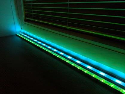 Passende Aluminium Profile für Philips Hue Lightstrips von SO-Tech