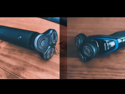 Duell im Rasieren: Xiaomi Mijia 360 gegen Philips Series 5000