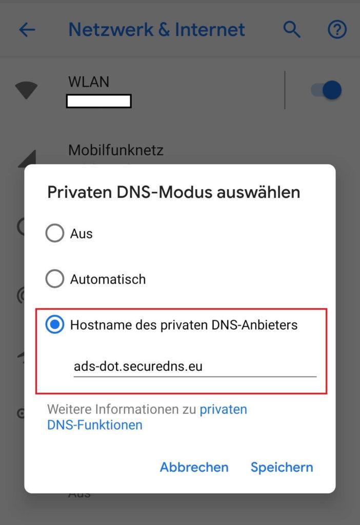 DNS-Server: Mehr Privatsphäre und Sicherheit durch Verwendung alternativer DNS Server und moderner Protokolle 3