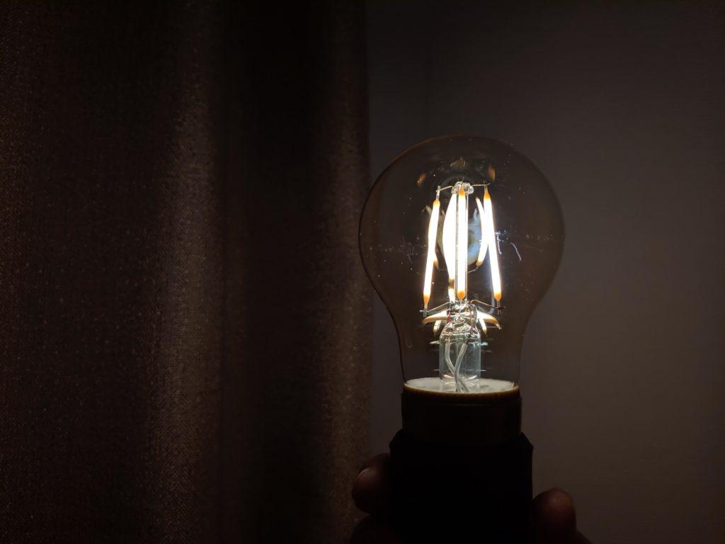 Smart aber Retro! Innr Zigbee LED Filament Lampen mit charaktervollem Ambiente 2
