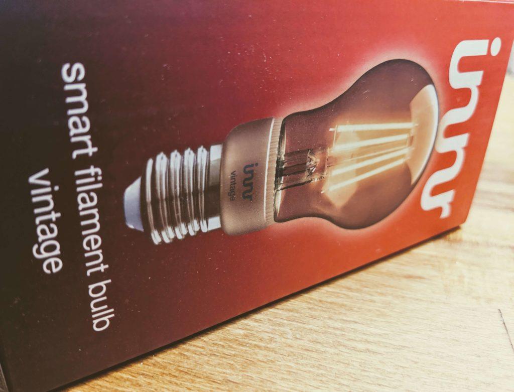 Smart aber Retro! Innr Zigbee LED Filament Lampen mit charaktervollem Ambiente 5