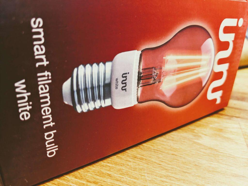 Smart aber Retro! Innr Zigbee LED Filament Lampen mit charaktervollem Ambiente 6